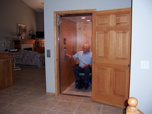 5 benefits of installing a lift at home space safety for Elevator home cost