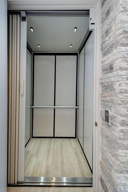 Elevator vintec elevators for Exterior dumbwaiter