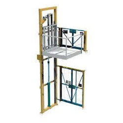 Difference between hydraulic passenger lift and hydraulic goods lift